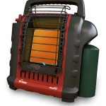 Gas Space Heaters: Mr Heater Portable Buddy Series Tick All Boxes