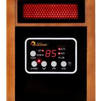 Dr Infrared Heater Quartz + PTC Infrared...