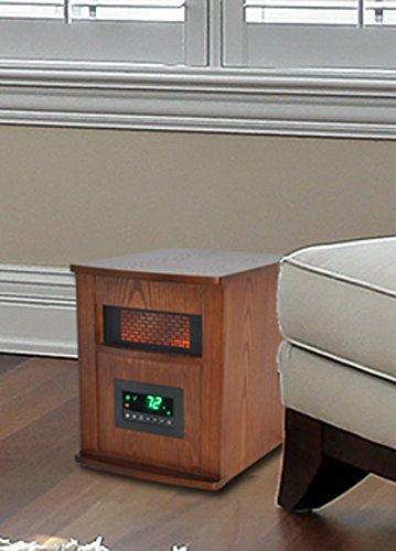 Lifesmart Lifepro Large Room Heater With 6 Infrared Quartz