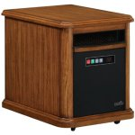 Duraflame Williams Portable Heater W/  6 infrared-Quartz Elements