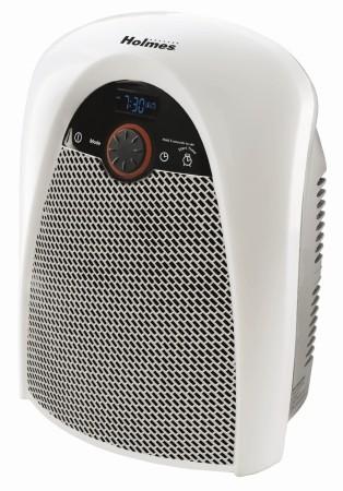 Holmes Heater With Programmable Timer Bathroom Safe Plug
