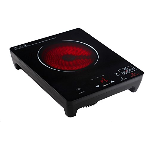 5 Top Rated Ceramic Infrared Cooktops Buying Guide June 2018