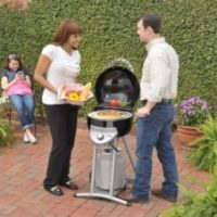 Char Broil TRU Infrared Patio Bistro Gas Grill