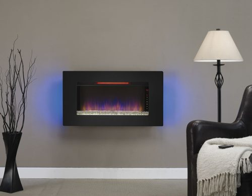 best wall hung electric fire