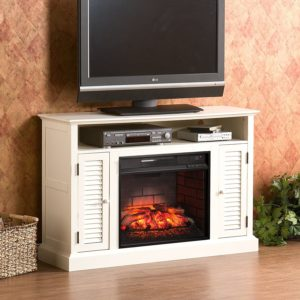 fireplace tv stand for 55 inch tv