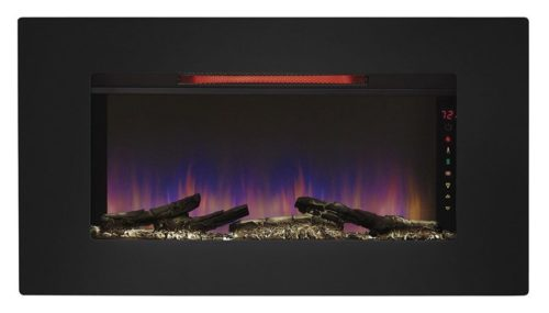 wall mounted electric fires reviews